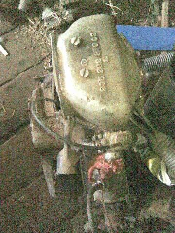 Двигатель БМВ р 35