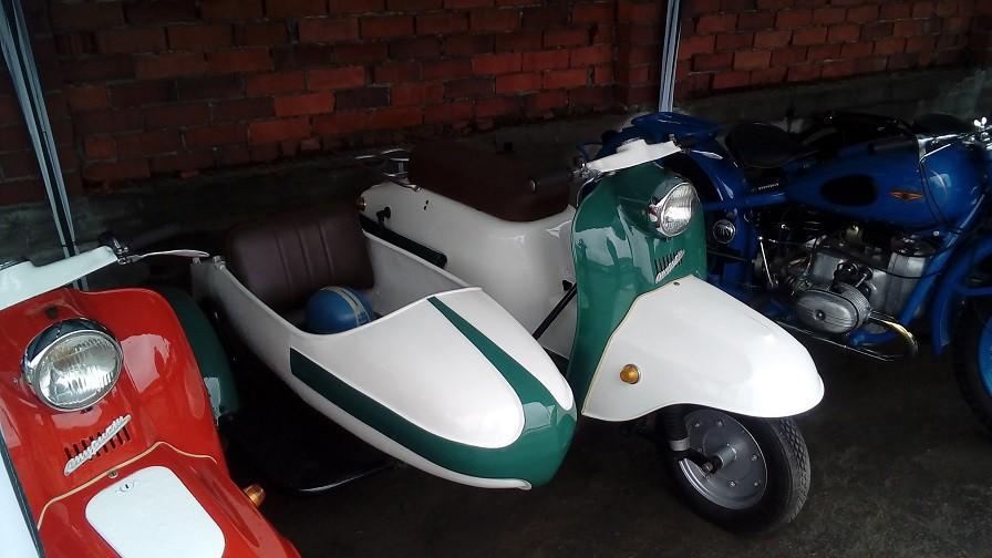 Реставрация мотоциклов