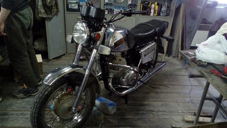 Запчасти для ретро мотоциклов