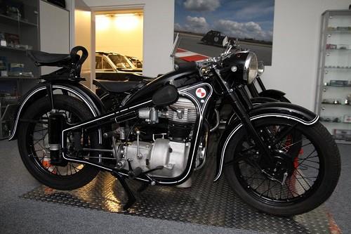 мотоцикл EMW R35