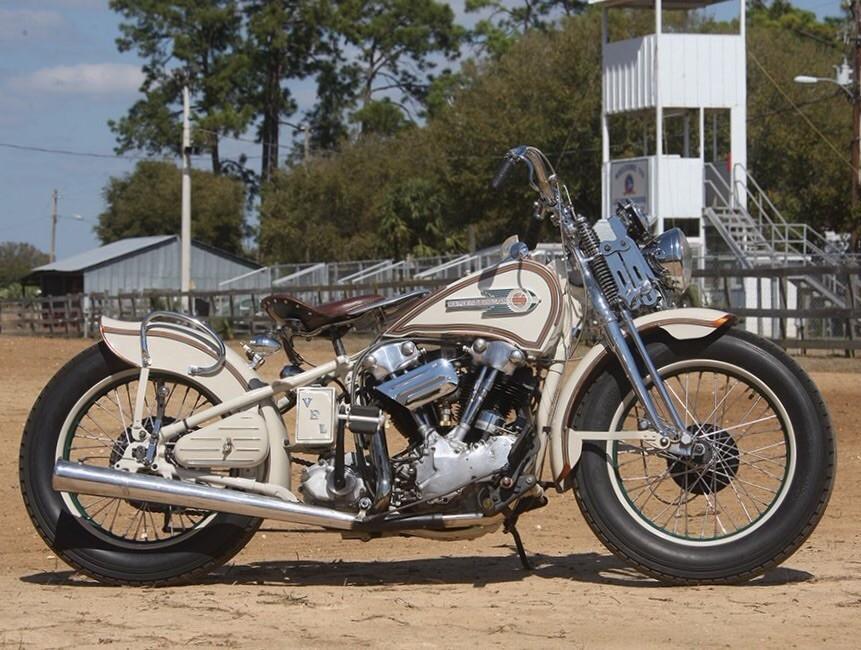 Harley-Davidson EL 1936