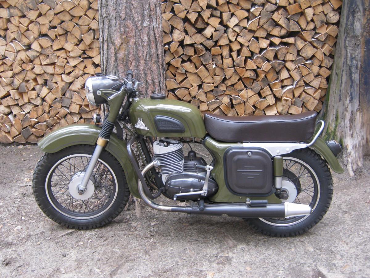 Мотоцикл «Восход»